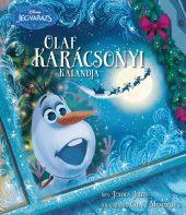 Könyv borító - Jégvarázs –  Olaf karácsonyi estéje