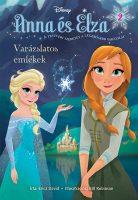 Könyv borító - Jégvarázs – Anna és Elza 2: Varázslatos emlékek