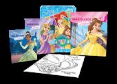 Könyv borító - Disney Hercegnők fémdoboz