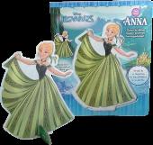 Könyv borító - Jégvarázs – Tarts velem! – Anna