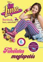 Könyv borító - Soy Luna 6. – Tökéletes meglepetés