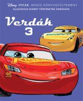 Könyv borító - Klasszikusok – Verdák 3.
