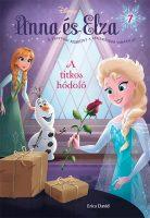 Könyv borító - Anna és Elza 7. – A titkos hódoló