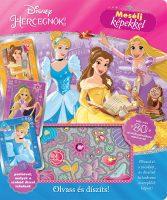 Könyv borító - Disney Hercegnők – Mesélj képekkel