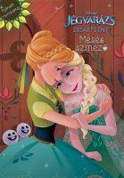 Könyv borító - Jégvarázs: Party láz – Mesés színező ajándék matricákkal