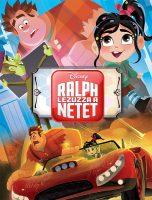 Könyv borító - Rontó Ralph 2. – Ralph lezúzza a netet! – Filmkönyv