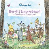 Könyv borító - Micimackó – Húsvéti Kincsvadászat a Százholdas Pagonyban