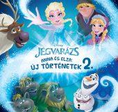 Könyv borító - Disney – Anna és Elza: Új történetek 2.