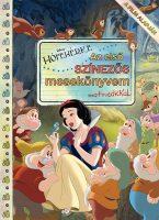 Könyv borító - Disney – Hófehérke – Az első színezős mesekönyvem matricákkal