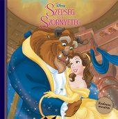 Könyv borító - Disney- A Szépség és a Szörnyeteg – Kedvenc meséim