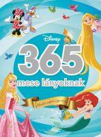 Könyv borító - 365 mese lányoknak