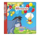 Könyv borító - A legkedvesebb fürdős könyvem: Micimackó