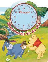 Könyv borító - Micimackó és az óra