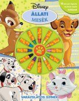 Könyv borító - Varázslatos színek: Állati mesék
