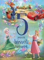 Könyv borító - 5 perces húsvéti történetek