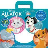 Könyv borító - Disney: Állatok – Táskakönyv
