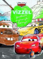 Könyv borító - Vízzel festhető színezőkönyv: Verdák