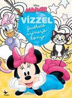 Könyv borító - Vízzel festhető színezőkönyv: Minnie