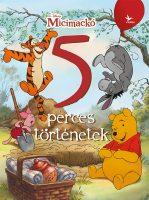 Könyv borító - Micimackó – 5 perces történetek