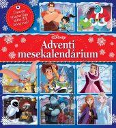 Könyv borító - Disney: Adventi mesekalendárium